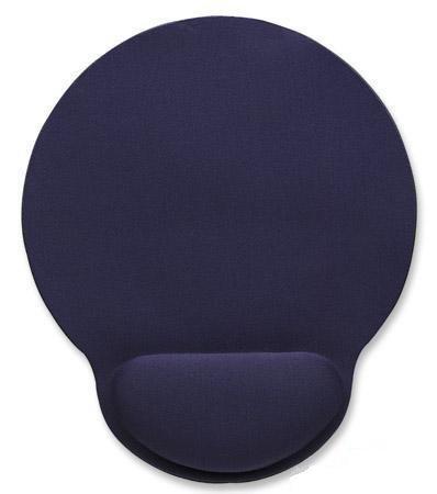 Wrist-Rest Gel-Like Ergonomic Mouse Pad,