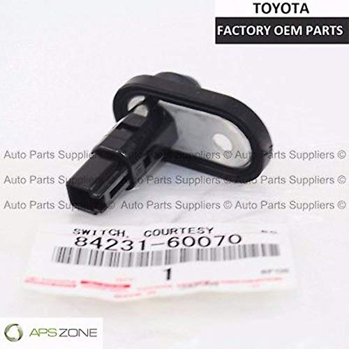 Genuine Toyota Courtesy Lamp Switch