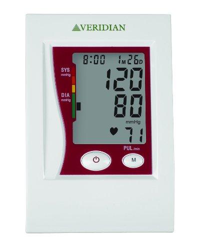 Veridian 01-5041 Semi-automatic Digital Adult