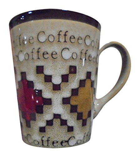 Home Essentials Home Essentials, quilt Design Coffee Mugs, , (Quilt Mug)