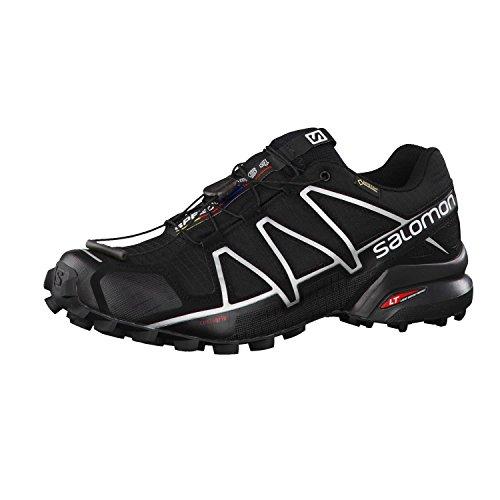 Salomon Speedcross 4 GTX Chaussures de Trail Imperméables pour Homme 1