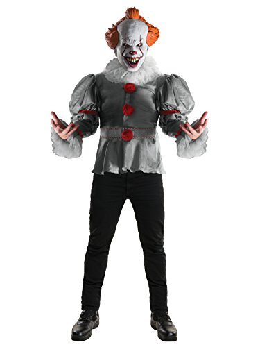 Rubie's Men's IT Costume, 2017 Version, Extra-Large -