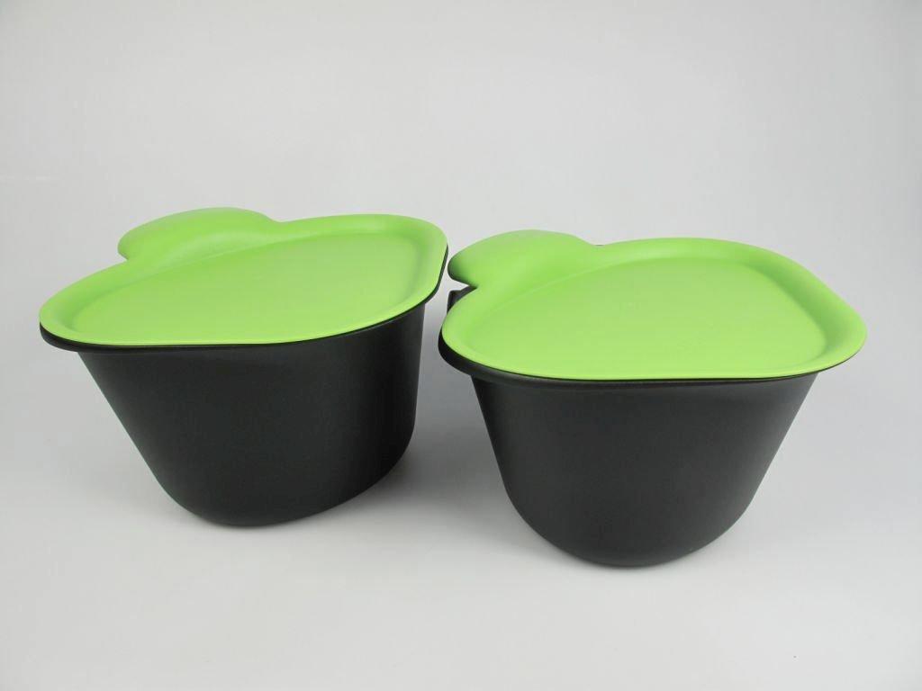 Tupperware Biomüll tupperware adretto alles in einem kartoffel schale biomüll grün bio