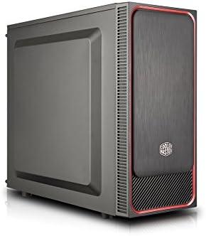 Cooler Master MasterBox E500L Red - Cajas de ordenador de ...