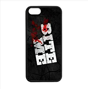 Case,Unique Bite Me Apple iphone 5 or 5s TPU (Laser Technology) Case, Cell Phone Cover