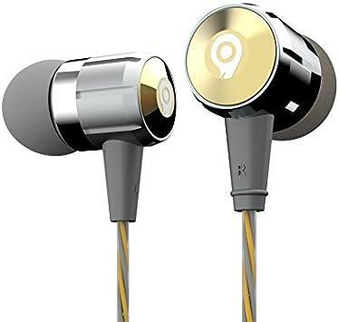 Yison ® EX210 Auriculares en Ear con micrófono Auricular para ...