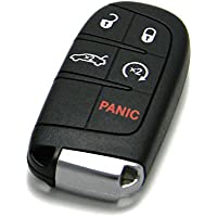OEM Chrysler 200 Keyless Entry Remote Fob 5-Button Smart Proximity Key (FCC ID: M3M-40821302 / P/N: 68155687)