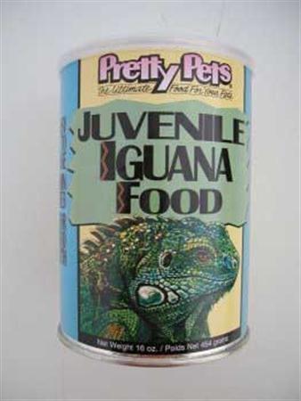 Pretty Bird International SPB77111 Juvenile Iguana Food, 16-Ounce