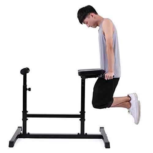 Lazymoon roman chair back hyperextension abdominal bench gym