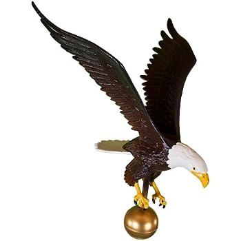 Outdoor Gold Flagpole Eagle |Outdoor Gold Flagpole Eagle