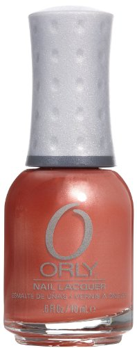 Orly Nail Lacquer, Peachy Parrot, 0.6 Fluid ()