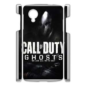 Google Nexus 5 Phone Case Call of Duty Ghosts F4559162