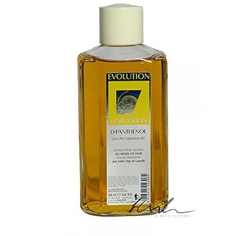 Care Beauty Loción Cabello d-panthenol Pro Vitamina B5 todos los tipos de cabello 500 ml Acción Exfoliación: Amazon.es: Belleza