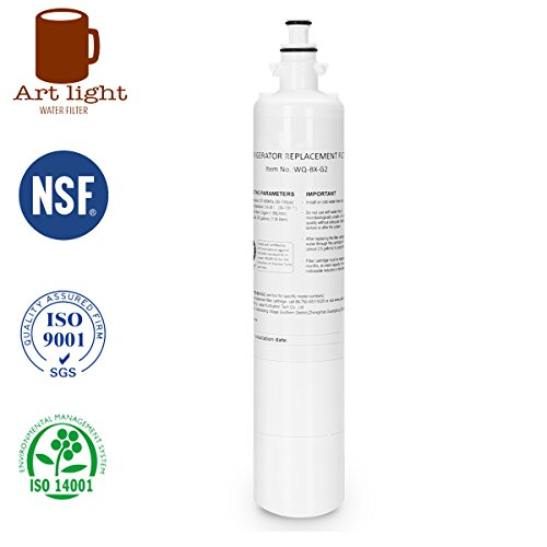 Art light GE RPWF Water Filter Compatible Replacement for GE RPWF Refrigerator Water Filter (Not for RPWFE)