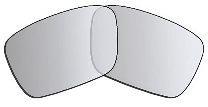 fd6f0c2139 Amazon.com  Oakley Fuel Cell Replacement Lenses Chrome Iridium ...