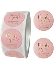 """Thank You for Supporting My Small Business Sticker Labels
