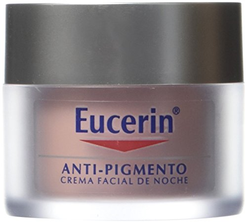 Eucerin 23441 Crema Facial de Noche Anti - Pigmento, 50 ml