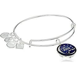 """Alex and Ani """"To the Moon and Back"""" Bracelet"""