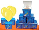 Video Game Drop Box Party Favor Treat Supply Box 12ct