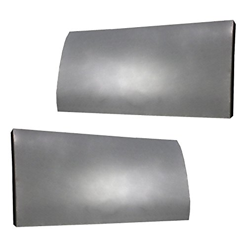 Motor City Sheet Metal - Works With 2000-2006 Chevy Silverado Extended Cab Rear Door Lower Door Skins New Pair!!!