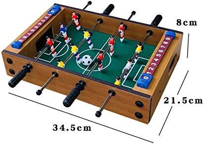 LCRACK Deportes Y Juegos Mesa Máquina Combinada Operación Fácil Portátil Regalo for Niños Amigos (Color : A-Football): Amazon.es: Hogar