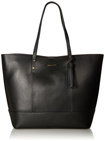 Cole Haan Bayleen Tote, Black by Cole Haan