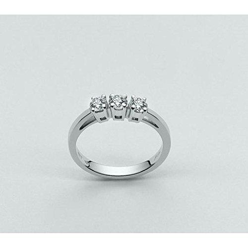 Trilogy MILUNA les diamants lid1416-30d or blanc diamant