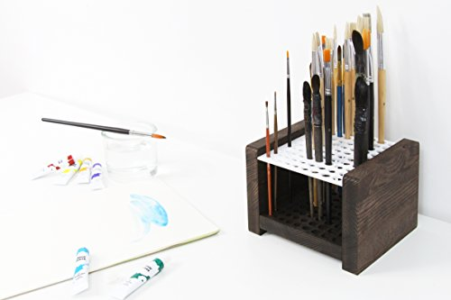 Brush Holder, Makeup Brush Holder, Makeup Brushes, Make Up Brush Holder, Makeup Organizer, Makeup Storage, Painting, Paint Brushes by Promi Design