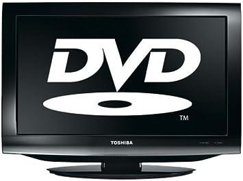 Toshiba 22DV713B- Televisión HD, Pantalla LCD 22 pulgadas: Amazon.es: Electrónica