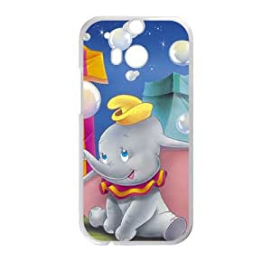 Lovely Dumbo Cell Phone Case for HTC One M8