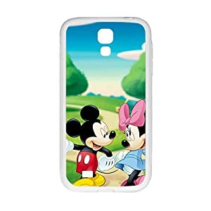 Happy Mickey Mouse Phone Case for samsung galaxy S4 Case