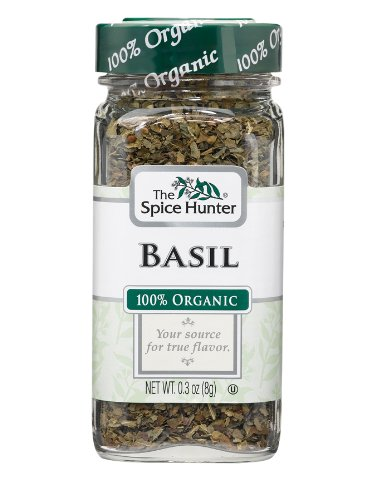 Spice Hunter Basil Org