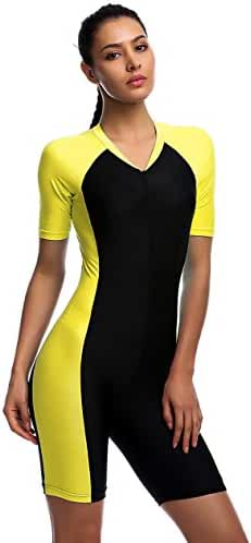 One Piece Swimsuit for Women Colorful