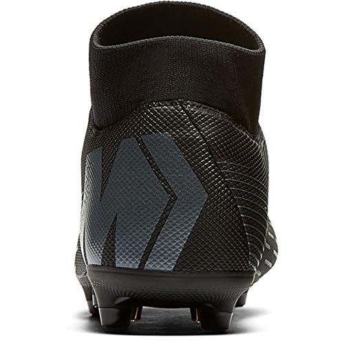 Pictures of NIKE Superfly 6 Academy Men's Firm AH7362 001 Black 5