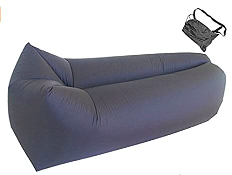 Amazon Com Inflatable Square Shape Lounger Wind Breezy Couch
