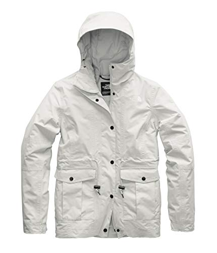 The North Face Women's Zoomie Jacket, Tin Grey, Size S