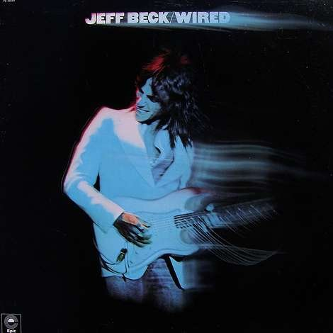 jeff beck wired lp - 7