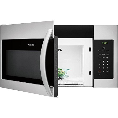 Frigidaire FFMV1645TS 30'' Over the Range Microwave with 1.6 cu. ft. in Stainless Steel by FRIGIDAIRE
