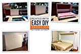 Murphy Bed Hardware Kit - DIY Wood Frame Folding