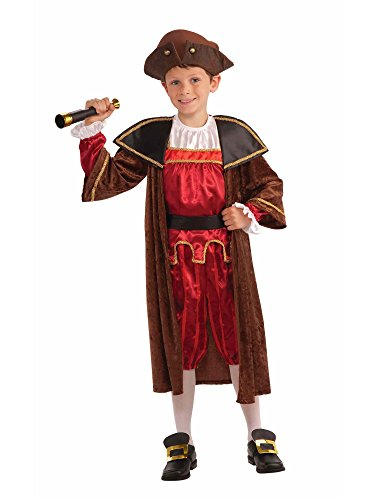 Child (Kids Christopher Columbus Costumes)