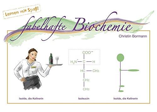 fabelhafte Biochemie: Lernkarten Biochemie