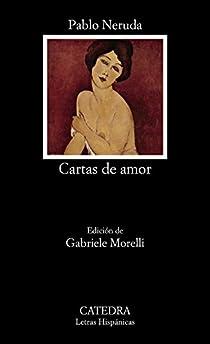 Cartas de amor par Neruda