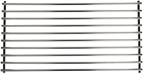 Music City Metals 53S33 Stainless Steel Wire Cooking Grid Replacement for Select Brinkmann and Tuscany Gas Grill Models, Set of 3 by Music City Metals