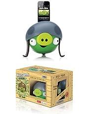 Gear 4 PG543 Compact Angry Birds Helmet Pig Speaker Dock for iPhone