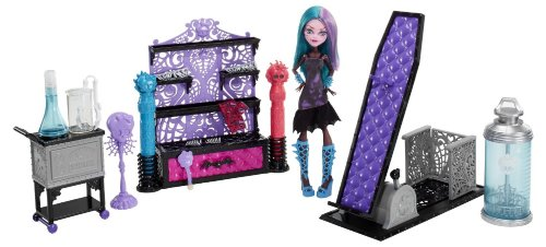 Monster High Create-A-Monster Color-Me-Creepy Design Chamber -
