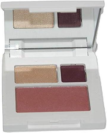 Clinique sombra de ojos y coloretes Trio, Chocolate cubierto cerezas y Daybreak y polvo colorete Sunset Glow: Amazon.es: Belleza