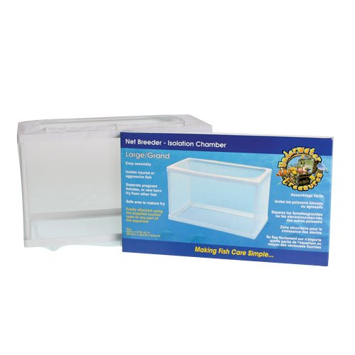 Underwater Treasures 4450 Net Breeder Isolation Chamber by Underwater Treasures
