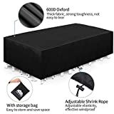 king do way Outdoor Patio Furniture Covers, Extra