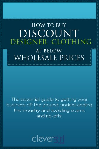How to Buy Discount Designer Clothing at Below Wholesale -