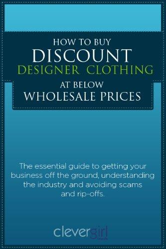 Buy Discount Designer Clothes | Amazon Com How To Buy Discount Designer Clothing At Below Wholesale